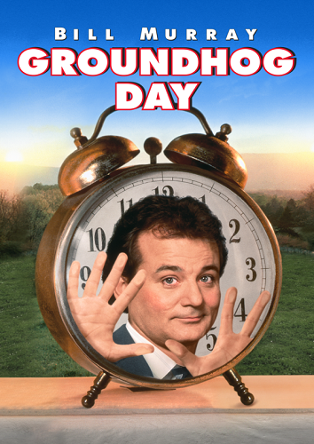 Carpool Movie - Groundhog Day (1993) PG