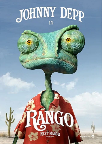 Carpool Movie - Rango (2011) PG