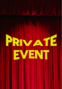 Private Event - May 8th