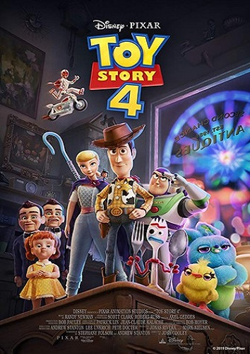 Toy Story 4 (G)